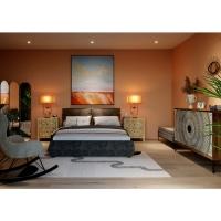 Кровать Szenario Mud 180x200 cm