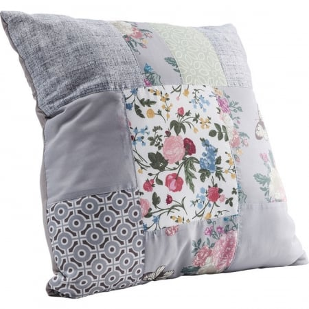 Cushion Patchwork Powder 45x45cm