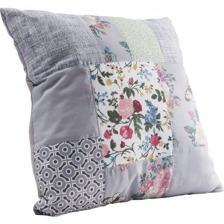 Cushion Patchwork Powder 45x45cm