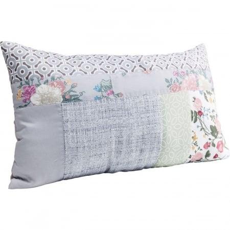 Cushion Patchwork Powder 30x50cm