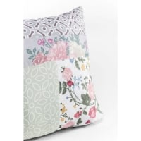 Cushion Patchwork Powder 30x50cm