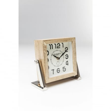 Table Clock Cube Small