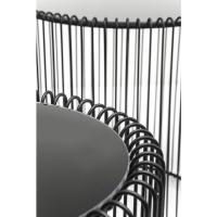Кофейный столик столик Wire Black (2/Set)