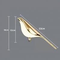 Настольный светильник LED Birds New H46