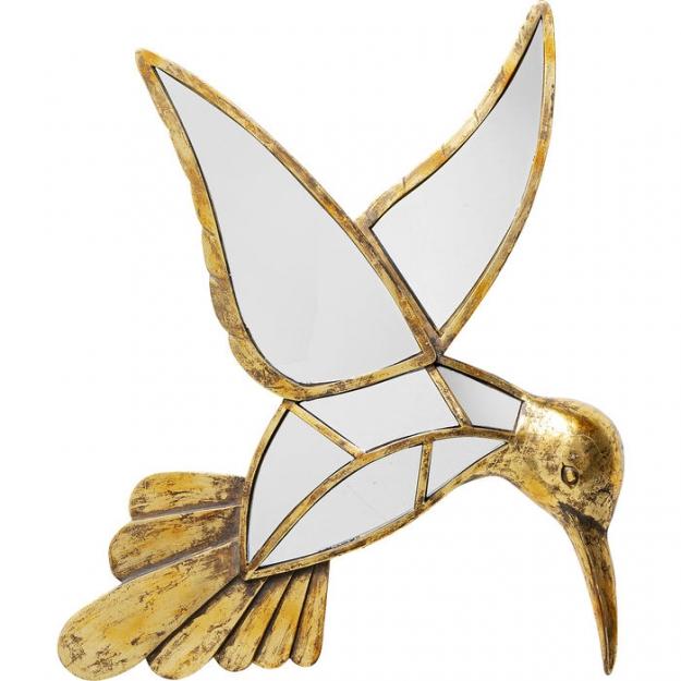 Настенный декор Hummingbird Mirror 60cm