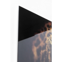 Картина на стекле Leopard Shaka 120x80cm
