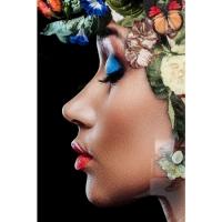Картина на стекле Bunch of Flowers 150x100cm