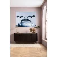Картина на стекле Oldtimer Back 160x120cm