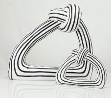 Статуэтка Stripes Small H18