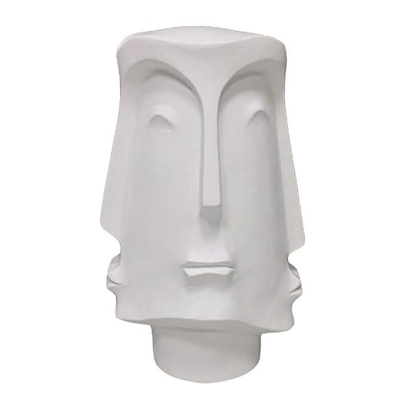 Декоративный объект Noun Sad White H32