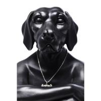 Статуэтка Gangster Dog Black