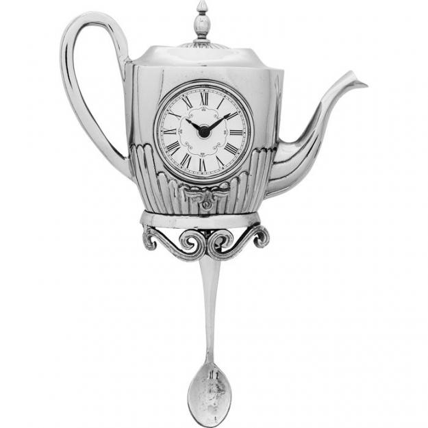 Часы настенные Tea Pot