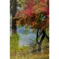 Картина на стекле Autumn 160x120cm