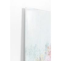 Картина на стекле Red Tree 80x80cm
