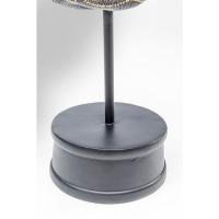 Декоративный объект Rhino Head Rivets Pearls 41cm