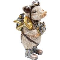 Статуэтка Pig Musician