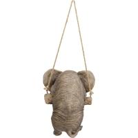 Декоративный объект Swinging Elephant