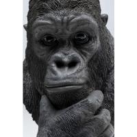 Декоративный объект Thinking Gorilla Head