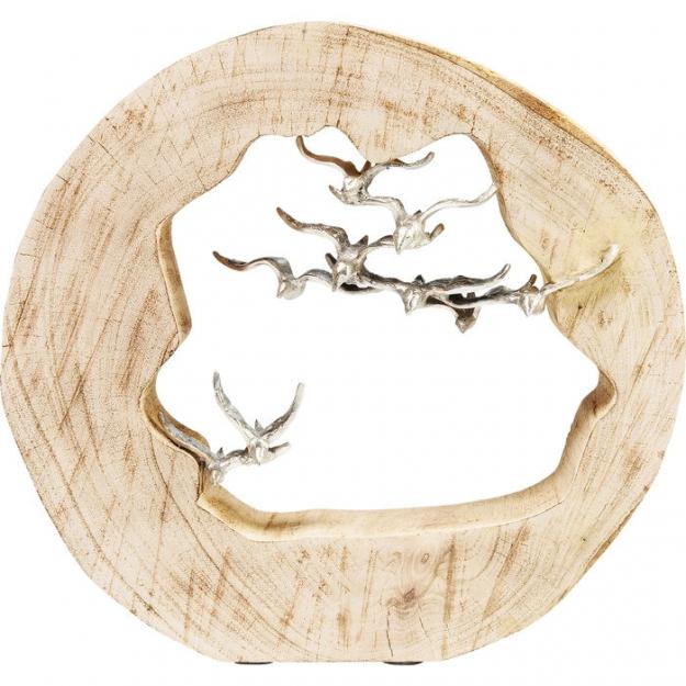 Статуэтка Birds In Log