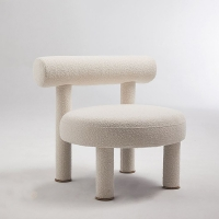 Кресло Teddy White