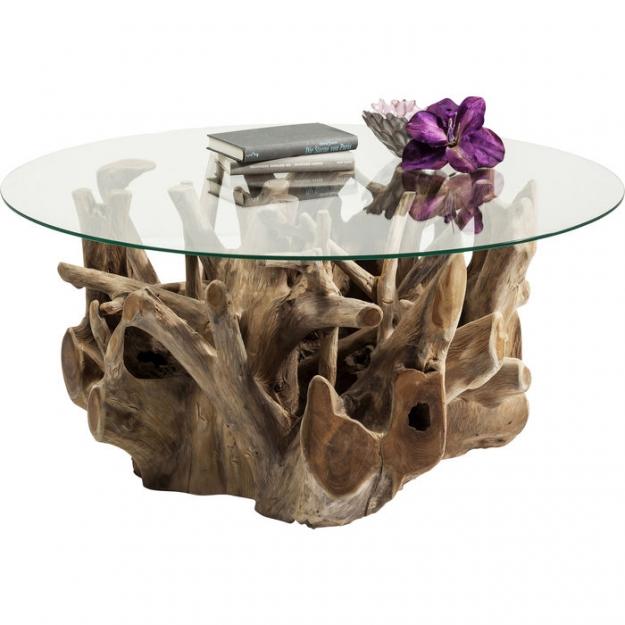 Журнальный столик Roots Ø100cm