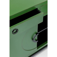 Комод Disk Green 2 Doors