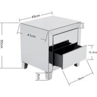 Комод Luxury Push 2 Drawers