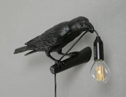 Бра Crow Black