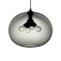Подвес Loft Glass Smoky Grey  D40/H30