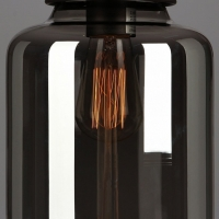 Подвес Loft Glass Smoky Grey D24/H30