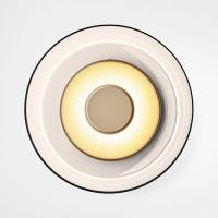 Бра LED Jellyfish Gold/Amber D23