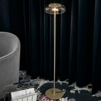 Торшер LED Jellyfish Gold/Amber H130/D24