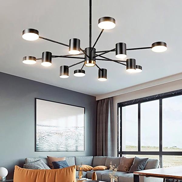 Люстра LED Tentacles 12P