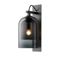 Бра Loft Cap Grey/Black D15/H22