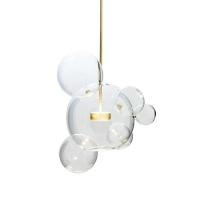 Подвес LED Bubbles Clear 5+1