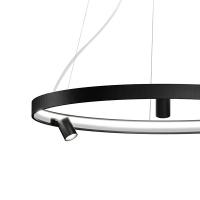 Люстра LED Ring Black D60