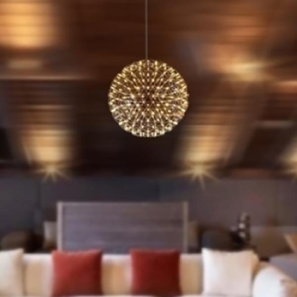 Подвес LED Ball D40cm