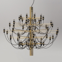 Люстра Chandilier Gold D80/H60