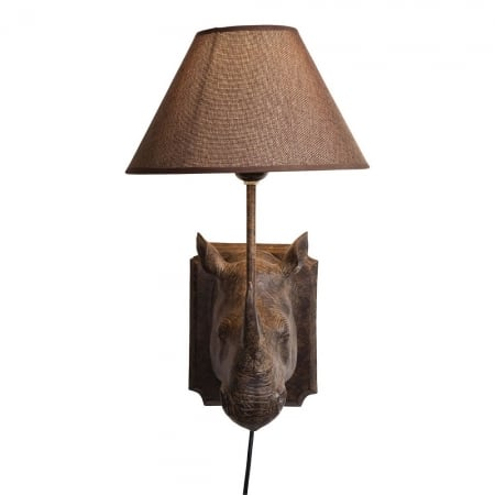 Wall Lamp Rhino