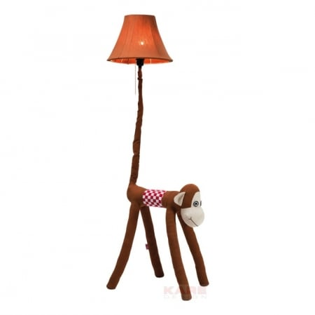 Floor Lamp Monkey