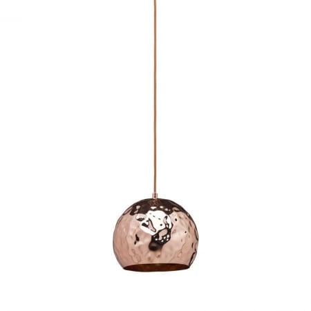 Pendant Lamp Rumble Copper Round