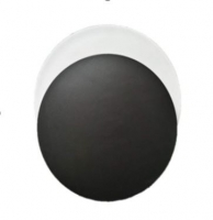 Бра LED Eclipse Black/White D19/H22