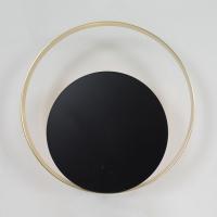 Бра LED Liberty Black/Gold D26