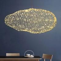 Люстра LED Of Stars Gold D150