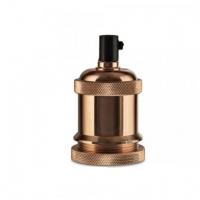 Патрон электрический Copper E27