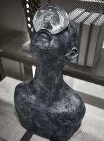 Декоративный объект Bust Man H50