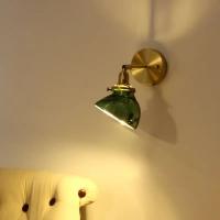 Бра Emerald Gold/Green D12