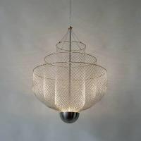 Люстра LED Demure Gold D60