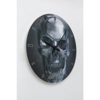 Часы Glass Skull Ø80cm