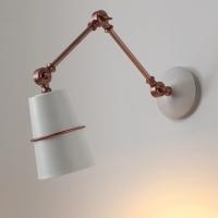Бра Chalice White/Copper D13